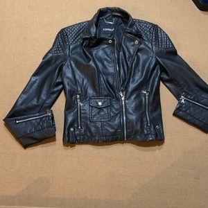 EXPRESS Minus the Leather Moto Jacket